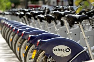 Alquiler bicicletas en Valencia con Valenbisi
