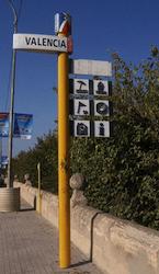 ¿Es Valencia una ciudad apta para conducir? valencia