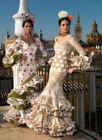 Caroly, moda flamenca y danza valencia