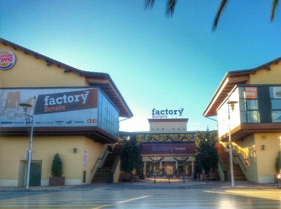 bonaire factory centro comercial
