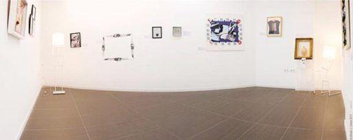 sala exposiciones diseño al cubo