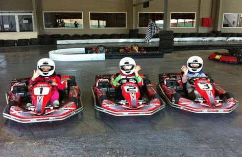 valencia karting center circuito