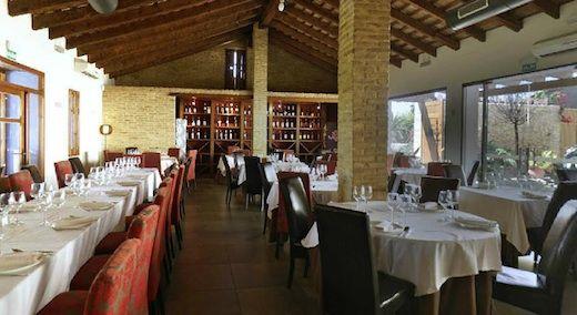 Arroz, Restaurantes