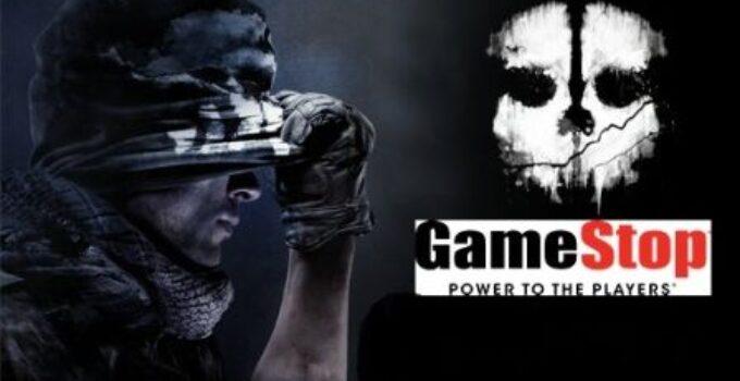 Gamestop, la gran tienda de videojuegos