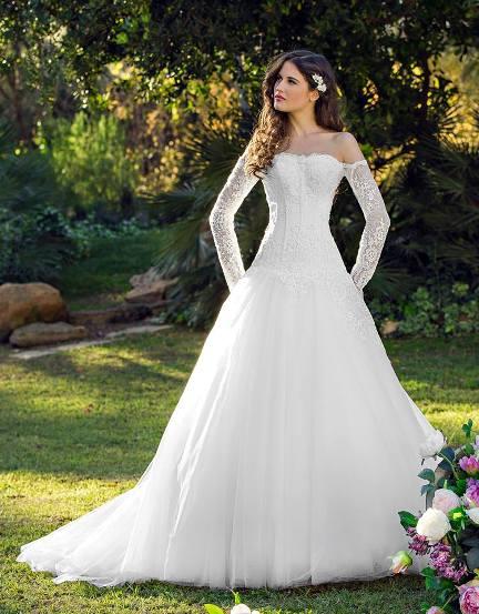 Precios vestidos novia josefina huerta