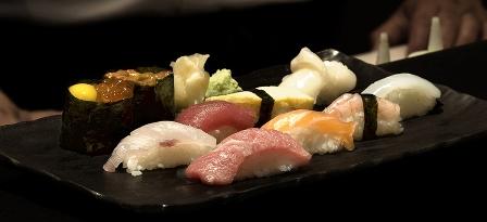 komori restaurante japonés en the westin valencia