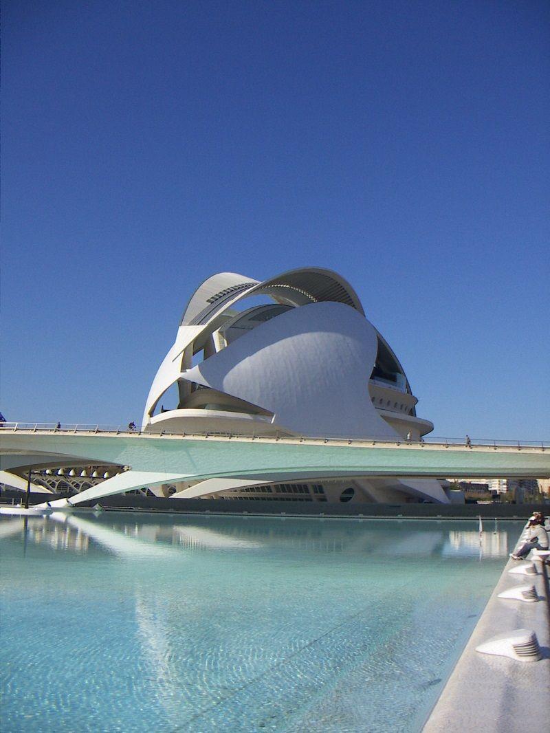 Palau de les Arts Reina Sofía, Ciudad de las Artes y las Ciencias valencia