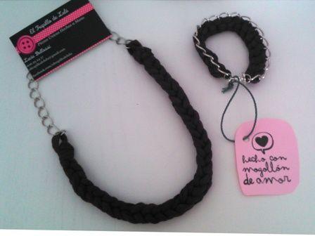 el trapillo de lulú collares pulseras accesorios
