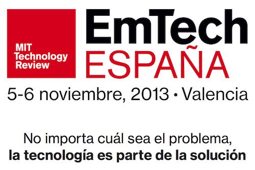 Valencia atrae el talento y las empresas tecnológicas con el evento EmTech