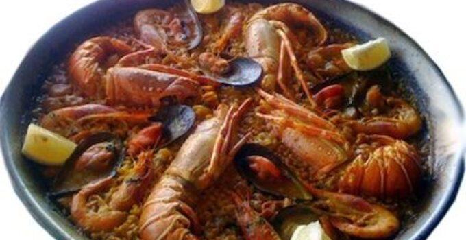 Restaurante Casa Isabel, Valencia sabe a Mediterráneo