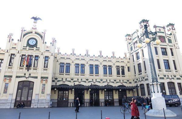 Estación del Norte de Valencia valencia