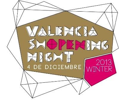 valencia shopening night