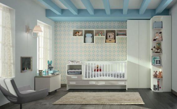 la casita de alba habitacion para bebes