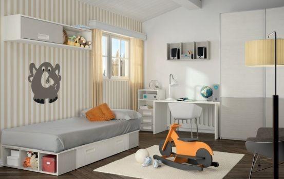 la casita de alba habitacion para niños