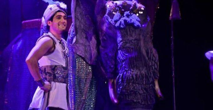 'Aladín, Un musical genial' llega al Teatro Olympia