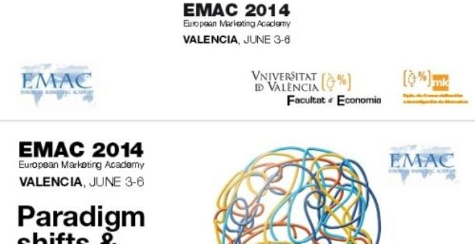La Universitat de València acogerá la cita más importante de la investigación en marketing