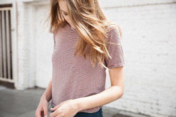 brandy melville camiseta