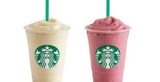 Lo nuevo de Starbucks, Frappuccino® de Yogur