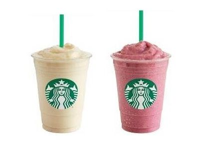 frappuccino yogurt