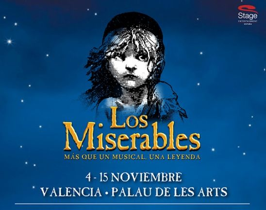 los miserables en valencia