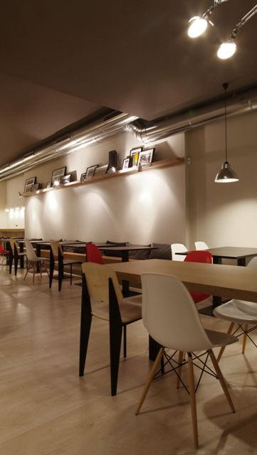 copenhagen restaurante mesas