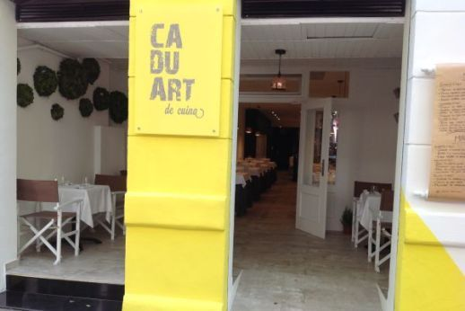 caduart restaurant
