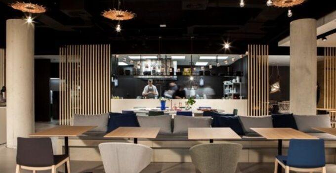 Descubre  el Restaurante Ma Khin Café en Mercado de Colón, tienda y comida para llevar