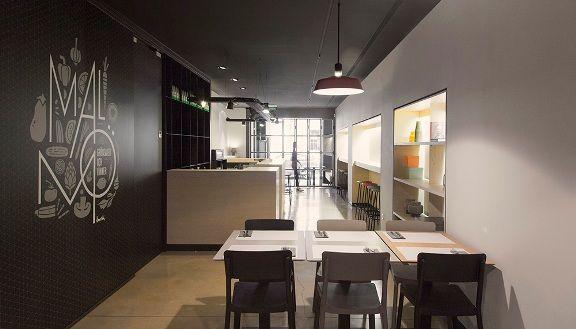 malmo restaurante interior