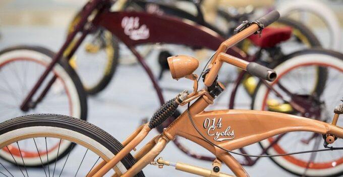 salon bicicleta