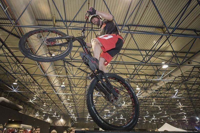 Bicicleta, Feria Valencia
