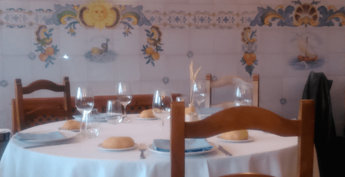 restaurante arroceria arroz paella casa carmela