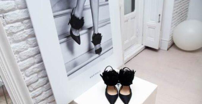 Espinela, firma de zapatos de lujo para mujer