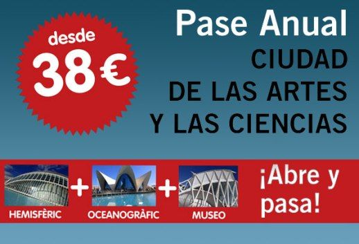 oferta pase anual cac 2014