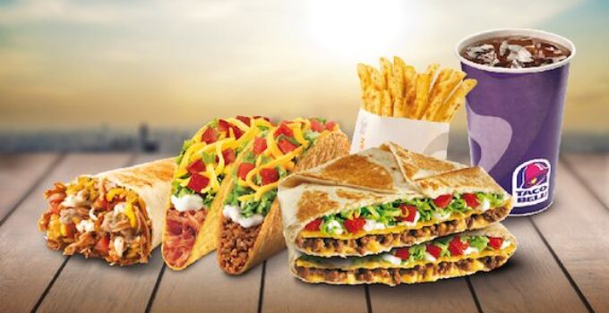 Disfruta de los Tacos y Burritos de Taco Bell en  Valencia