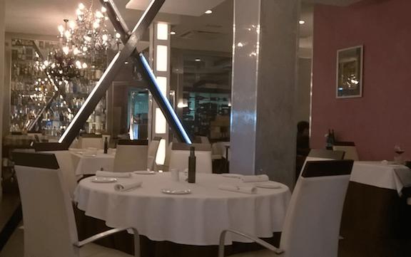 Restaurante Alejandro delToro Valencia Mestalla