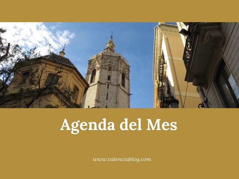 Agenda Eventos de este mes en Valencia
