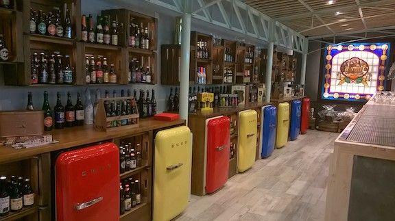 cervezas mercado colon valencia