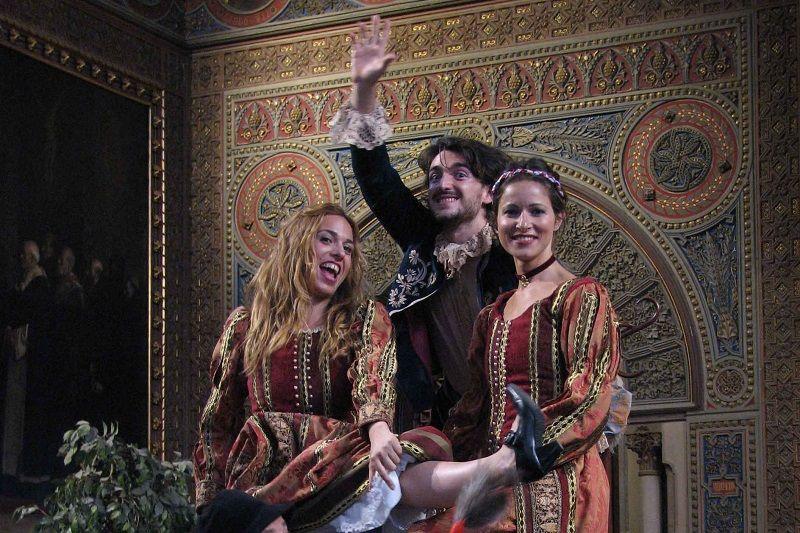 La Dama Boba, homenaje a Lope de Vega en el Teatro Talía valencia