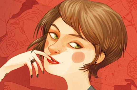 ilustración tapineria