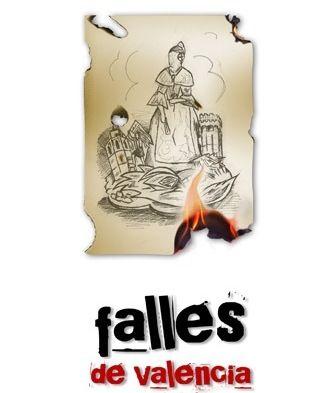 cartel de fallas