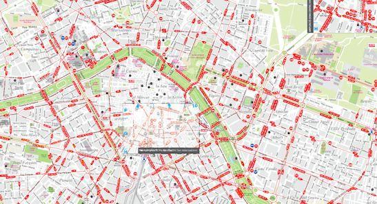 plano lineas rutas autobus emt valencia