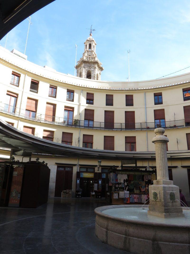 Plaza Redona