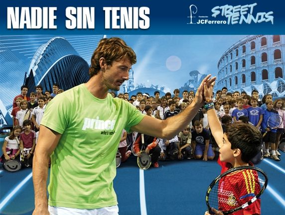 street tennis valencia