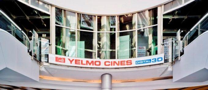 Yelmo Cines Mercado de Campanar