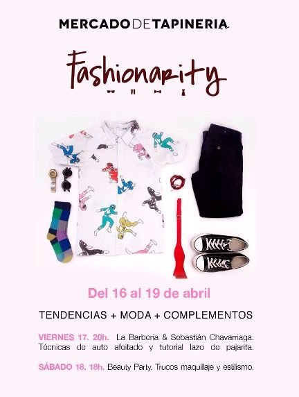 fashionarity tapineria abril