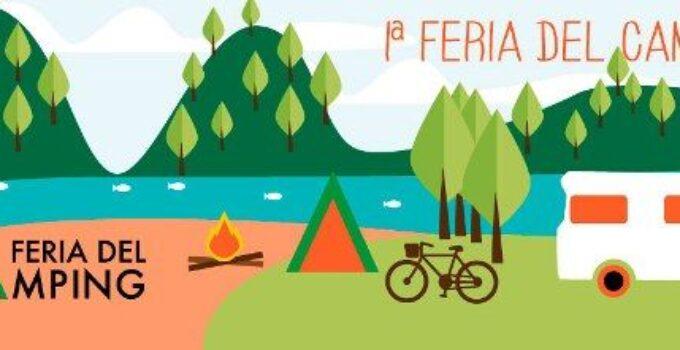 1ª Feria del Camping en Valencia, hay que ir preparando las vacaciones