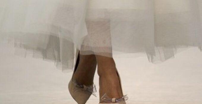 Hannibal Laguna y MTNG Experience, zapatos de novia de la pasarela a la calle