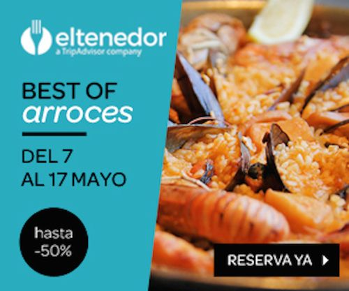 oferta arroces valencia