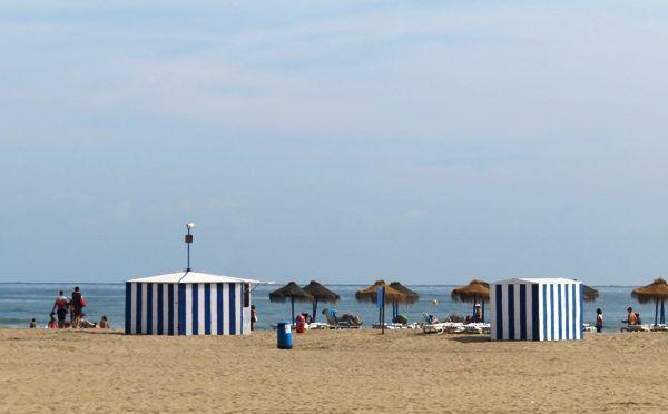 El sentir del sol, actividades en las playas durante el verano