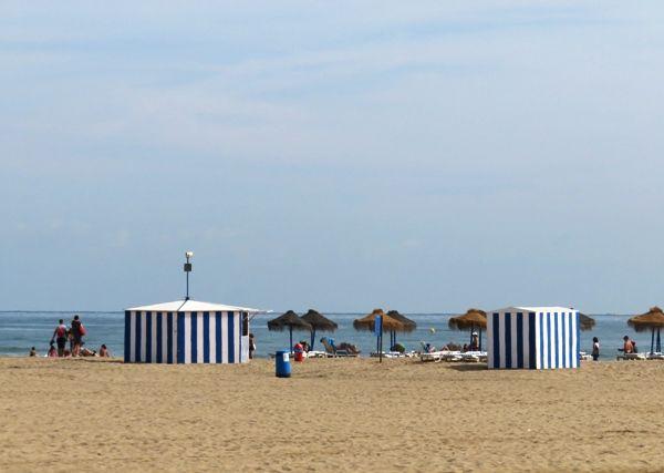 El sentir del sol, actividades en las playas durante el verano valencia